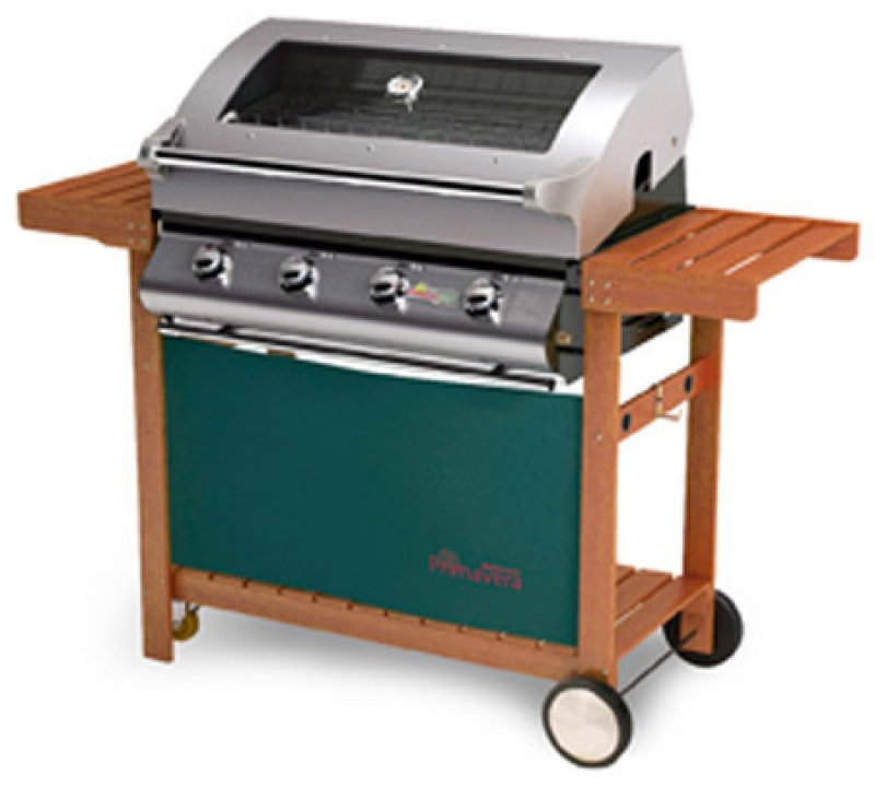 newest 786bd 82558 Dolcevita Partynox 4 gas barbecue