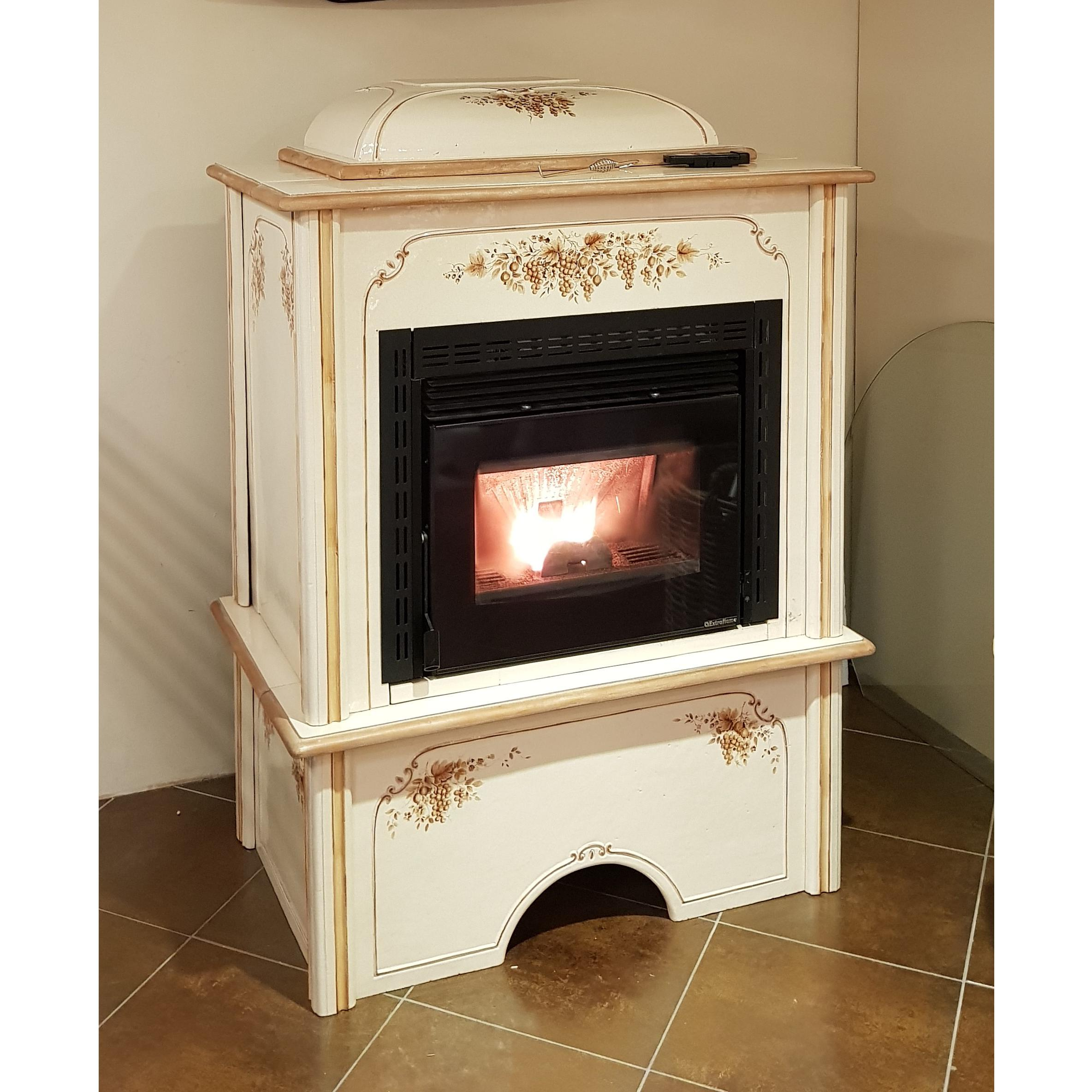 Pellet stoves: heating with comfort